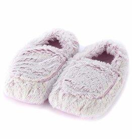 Warmies Warmies Marshmallow Slippers - Lavender