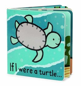 Jellycat If I Were An Turtle Book
