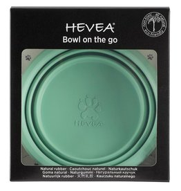 Hevea Puppy On the Go Bowl