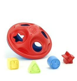 Green Toys Green Toys - Disney Mickey Mouse & Friends Shape Sorter