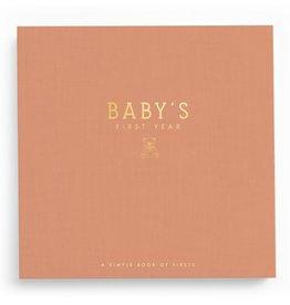 Luxury Memory Book - Teddy Bears Picnic