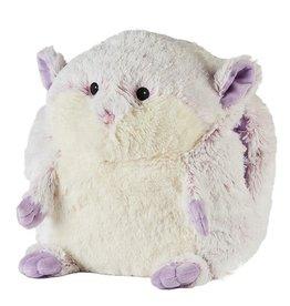 Warmies Warmies - Cozy Plush Supersized Hamster