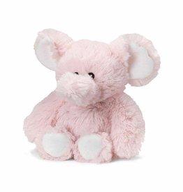 Jellycat Warmies - Cozy Plush Pink Elephant - Junior