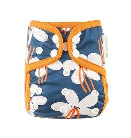OsoCozy Newborn Diaper Cover - Buttercups