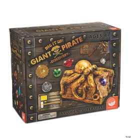 Peaceable Kingdom Dig it Up! Pirate Discovery
