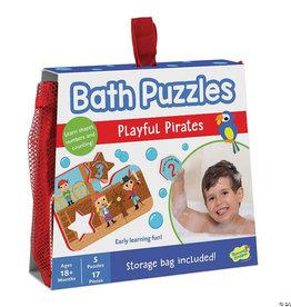 Peaceable Kingdom Bath Puzzle: Playful Pirate