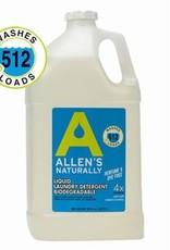 Allen's Naturally Allen's Liquid Laundry Detergent - Gallon