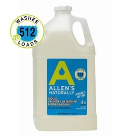 Allen's Naturally Allen's Liquid Laundry Detergent - Gallon