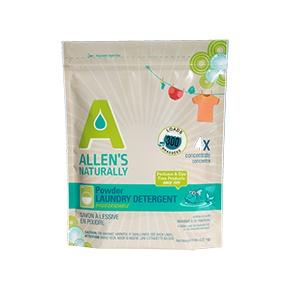 Allen's Naturally Allen's Powder Laundry Detergent