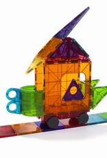 Magna-Tiles Magna-Tiles - Clear Colors 48 Piece Deluxe Set