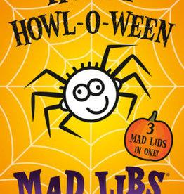 Happy Howl-o-Ween Mad Libs