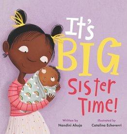 It's Big SisterTime!