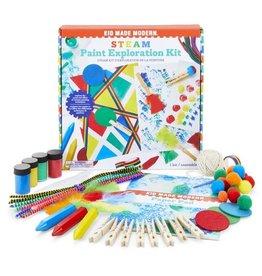 Kid Made Modern STEAM - Paint Exploration Kit