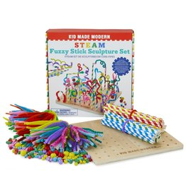 Hotaling Imports STEAM - Fuzzy Stick Sculpture Set