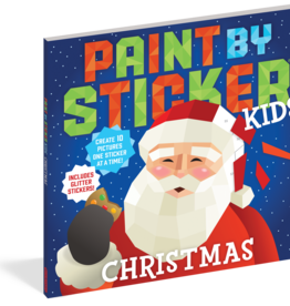 Paint by Sticker Kids Christmas