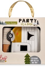 Little Camper - Party In A Box