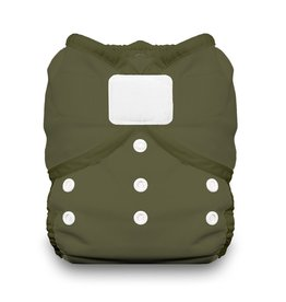 Thirsties Thirsties - Duo Wrap Size 1 H&L - Olive