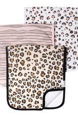 Copper Pearl Copper Pearl - Knit Burp Cloth Set - Zara