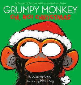 Grumpy Monkey Oh No! Christmas