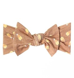 Copper Pearl Copper Pearl - Knit Headband Bow - Treat