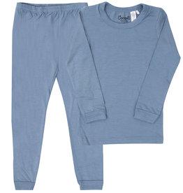 Coccoli Coccoli - Kid Modal Pyjama Steel Blue