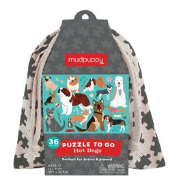 Puzzle to Go - Hot Dogs