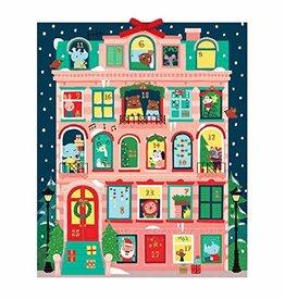 Holiday Advent Calendar: Santa, Stop Here