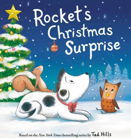 Rockets Christmas Surprise