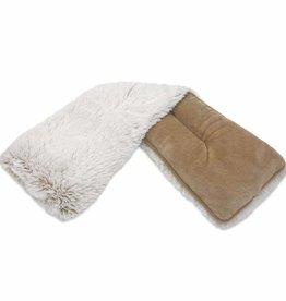 Warmies Warmies Cozy Wrap - Marshmallow Brown