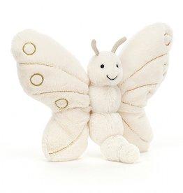 Jellycat Jellycat - Glistening Winter Butterfly