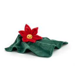 Jellycat Jellycat - Fleury Poinsettia Soother