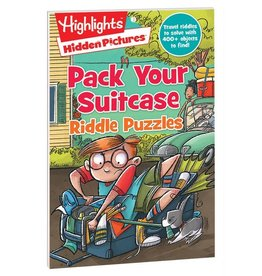 Highlights Pack Your Suitcase Riddle Puzzles