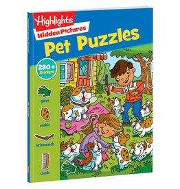 Hidden Pictures Book + Stickers