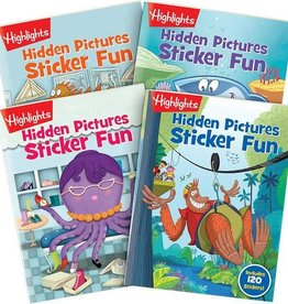My First Hidden Pictures 4pk