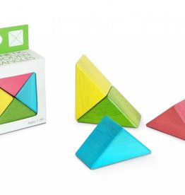 Tegu Triangles 4-Pack
