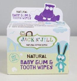 Jack N' Jill Jack N' Jill - Baby Gum & Tooth Wipes