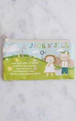 Jack N' Jill Jack N' Jill Sleepover Toothbrush Bag
