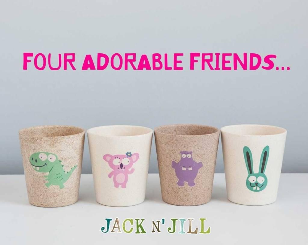 Jack N' Jill Jack N' Jill - Rinse/ Storage Cup