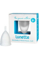 Lunette Menstrual Cup