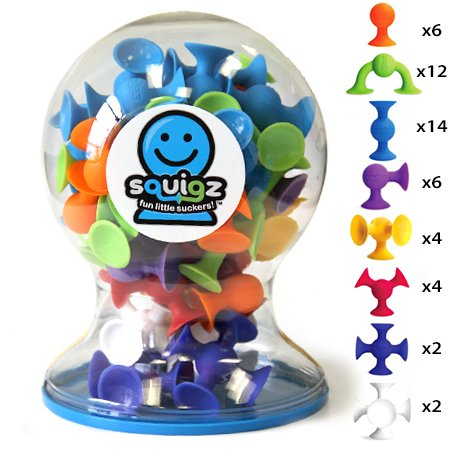 Fat Brain Toy Co Squigz