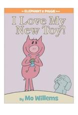 Elephant & Piggie I Love My New Toy!