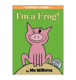 Elephant & Piggie I'm a Frog!
