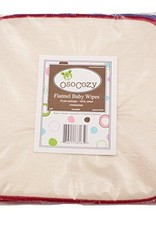 OsoCozy Flannel Wipes 15-Pack