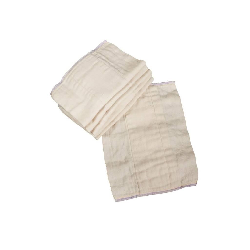 Indian Cotton Traditonal Prefolds