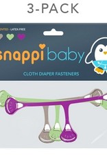 Snappi Diaper Fastener 3-Pack