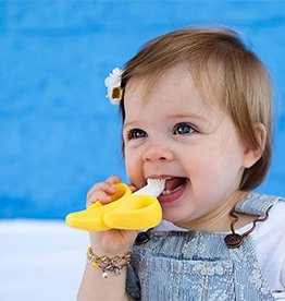 Baby Banana Teething Toothbrush