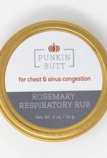 Punkin' Butt Rosemary Respiratory Rub