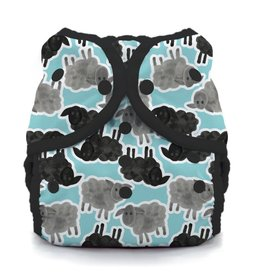 Thirsties Thirsties Duo Wrap Size 1 Snap Prints