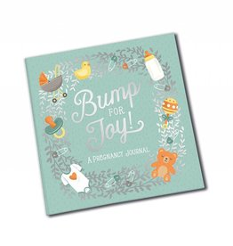 Studio Oh! Bump for Joy! Pregnancy Journal