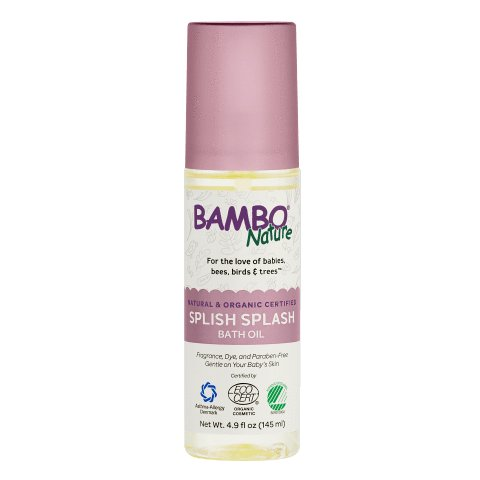 Bambo Nature Bambo Nature - Splish Splash Bath Oil
